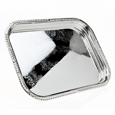 Oval Gallery Tray