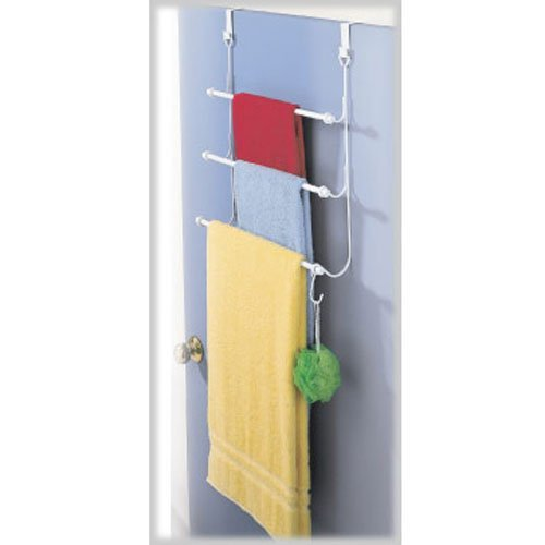 Over the Door Towel Organizer