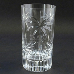 Palm Highball Individual Glass