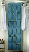20 Pocket Shoe Organizer