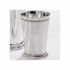 "Premium 6 1/4"" Beaded Julep Cup"