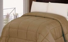 Reversible Comforter (Taupe)