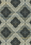 Royalty Oragami Area Rug