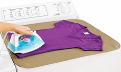 Scorch Resistant Ironing Mat (Color May Vary)
