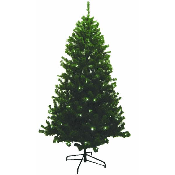 Seven Foot Artificial Christmas Tree (1500 Tips)