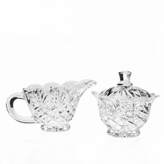 Shannon 2pc Sugar/Creamer Set