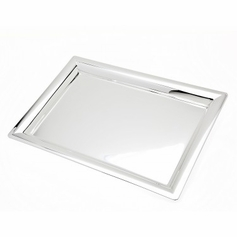 Silver/Chrome Tray