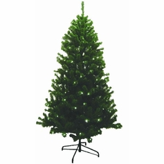 Six Foot Artificial Christmas Tree (1000 Tips)