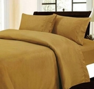 Solid Color Sheet Set (Gold)