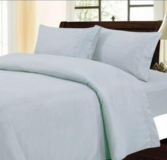 Solid Color Sheet Set (Ivory / Beige)