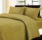 Solid Color Sheet Set (Mocha)
