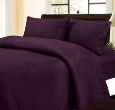 Solid Color Sheet Set (Purple)
