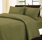 Solid Color Sheet Set (Sage Green)