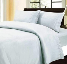 Solid Color Sheet Set (White)