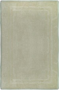 "Spa Retreat Memory Foam 17""x24"" Bathrug � Sage"