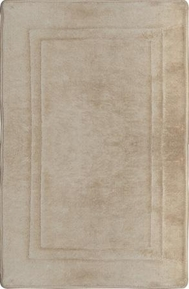 "Spa Retreat Memory Foam 17""x24"" Bathrug � Sand"