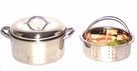 Stainless Steel Pot Steamer