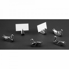 Swan Placecard Holders (Set of 6)
