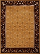Traditional Premium 5x8 Area Rug (Sand)