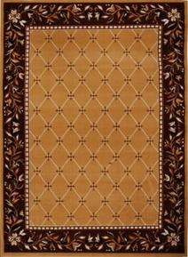 Traditional Premium8x11 Area Rug (Sand)