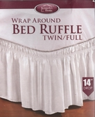 Wrap Around Bed Ruffle