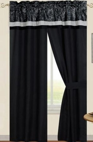 Zambia Window in a Bag Set (Black)