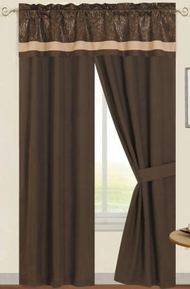 Zambia Window in a Bag Set (Brown)