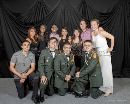Berkner High School 2014 ROTC Military Ball - 5/10/2014