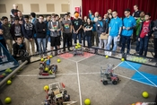Chinese Institute of Engineers (CIE) 2016 Robotics Competition - 2/13/2016
