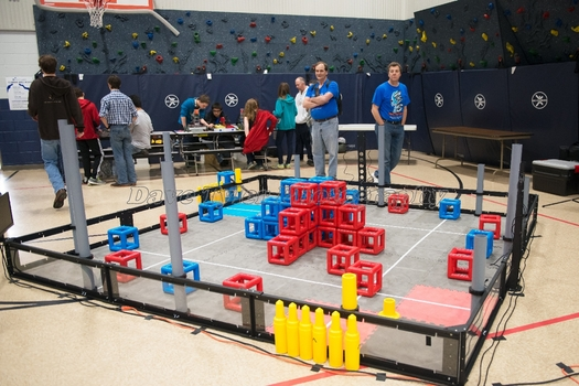 Chinese Institute of Engineers - VEX Robotics Competition - 2/22/2015