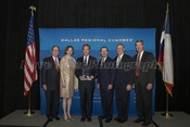 Dallas Regional Chamber - Joe Strauss Luncheon - 9/25/2013