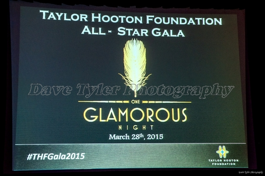Taylor Hooton Foundation 2015 Gala - 3/28/2015