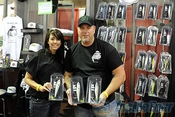 Tackle Tour Article - New Lures at the 2010 International Sportsmen's Expo