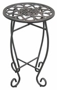 "Innova Set of 3 Plant Stands Racks 18"" 23"" and 28""  S049/034/048-62"