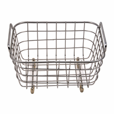 "2.5L Stainless Steel Basket Dimensions 4.7""L x 4""W x 4""Deep"