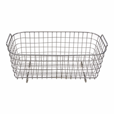 6 Liter Stainless Steel Basket  Dimensions 10�Lx 4�W x4�Deep
