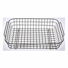"8L Stainless Steel Basket 9""LX7""WX2.4""Deep"