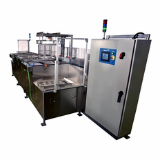 Automated Multi-Tank Ultrasonic Cleaner