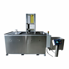 Automatic Ultrasonic Cleaner Power Lift with Agitation 245 Gallon