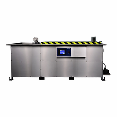 Automatic Ultrasonic Cleaner with optional Weir and Spray Jet 245 Gallon