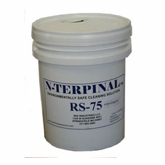 Cleaning Solution R7-5 for Removal of Grease, Paint, Adhesive, Rust