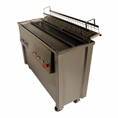 Large Ultrasonic Weapons Cleaner for M50 and Mark 19 Systems - Made in the USA