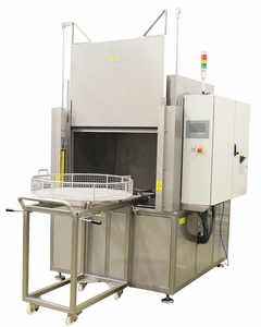 Spray washing, rinsing and drying 47 Inch Turn Table