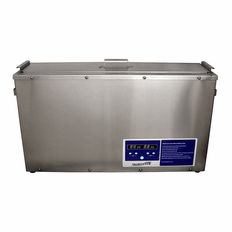 """Ultrasonic Gun Cleaner; Single Tank Rifle Cleaner 27""""  Cover and Heat"""