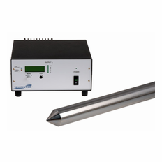 Ultrasonic Immersion Transducers with Sweep