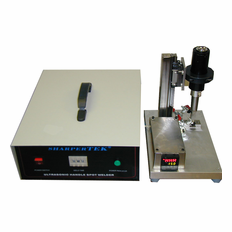Ultrasonic Plastic Wire, String, Thread and Cord Welder