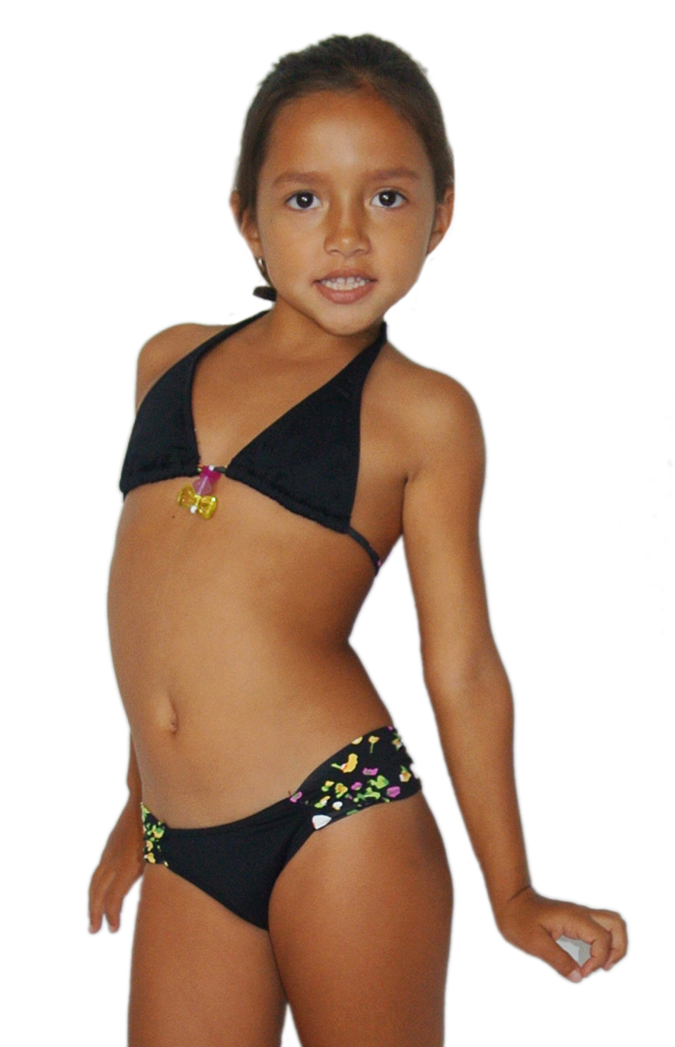 The gallery for --> Kid String Bikini