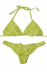 TROPICAL DESEJO <br> Lime Bow Back