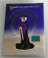1997 Pinback Button Snow White Evil Queen Event WDCC