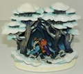Beauty and the Beast Beastly Fight Story Time Figurine